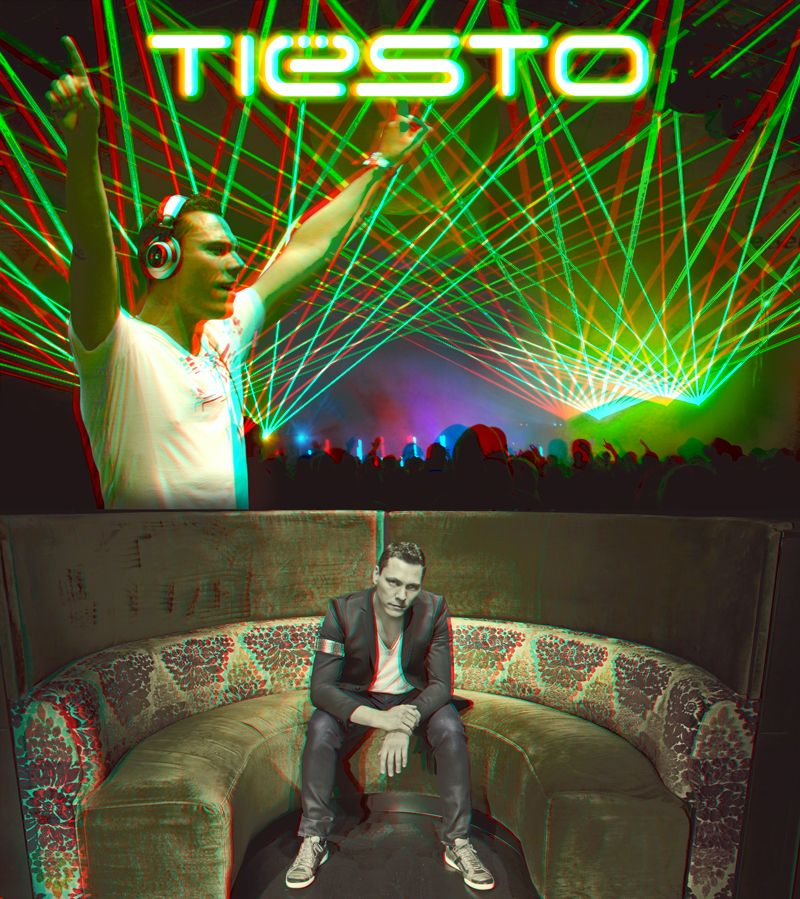 Tiesto conversion poster