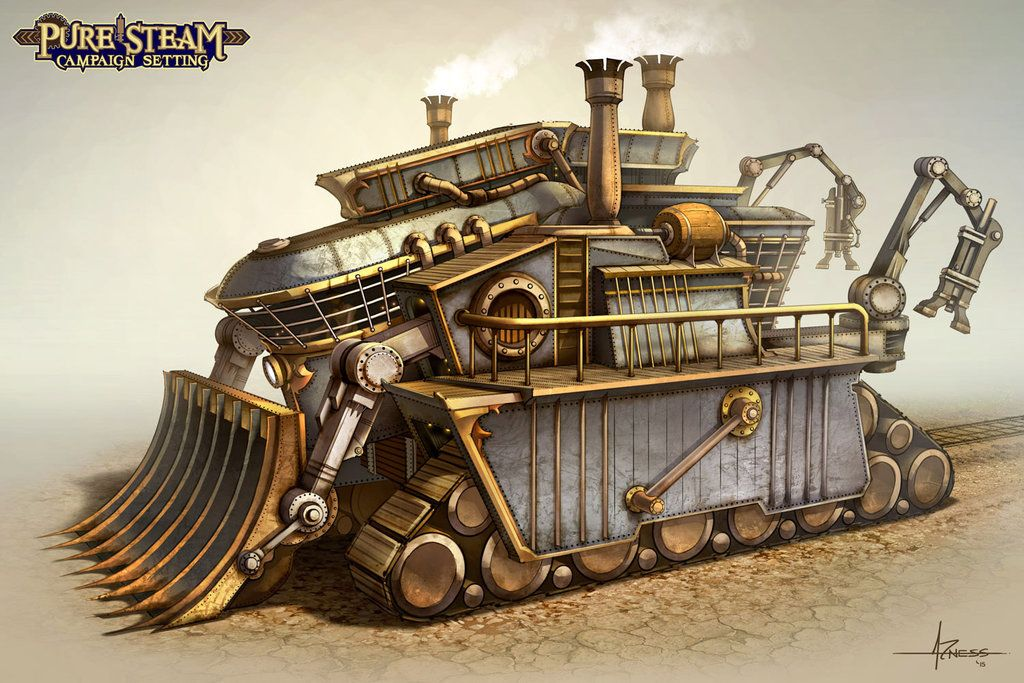 Fantasy steampunk model of a scientific balloon (well it