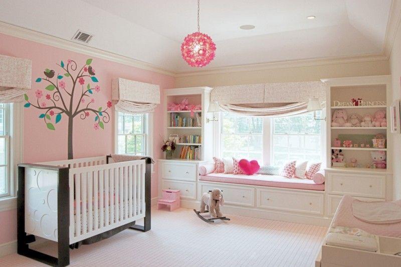 Chambre bébé fille: 50 idées de déco et aménagement!   Deco chambre bebe garcon, Déco à faire ...