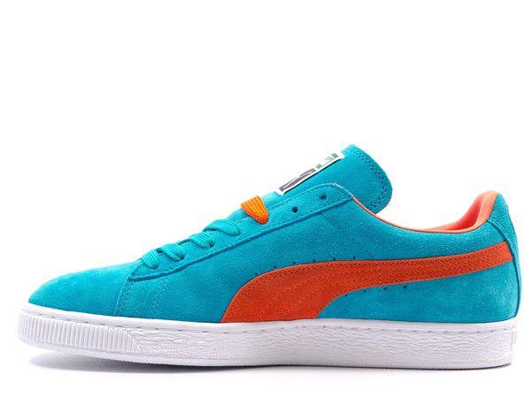 Kicks Classic Bluebirdtigerlily Suede Pinterest Puma tT4awqw