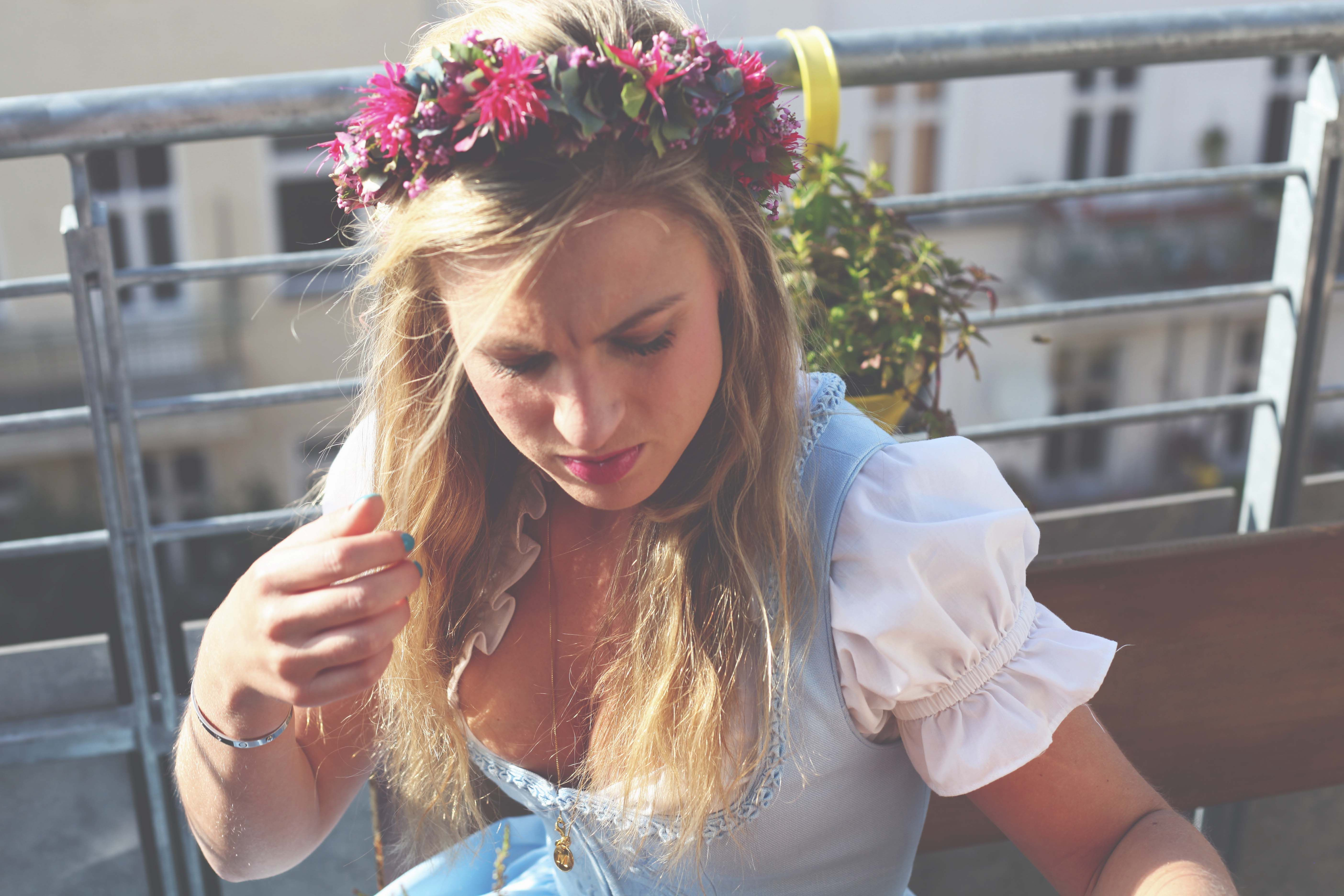 Real flower crown sweetest wiesn accessory besides our real flower crown sweetest wiesn accessory besides our oktoberfest cases of course 3 izmirmasajfo