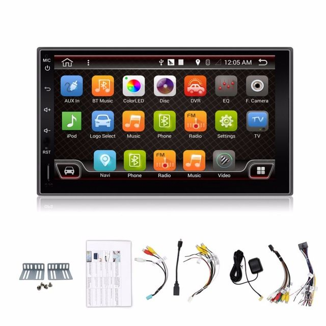 Bx 411 A 1 Full Touch Screen Of The Car Non Dvd Gps Player