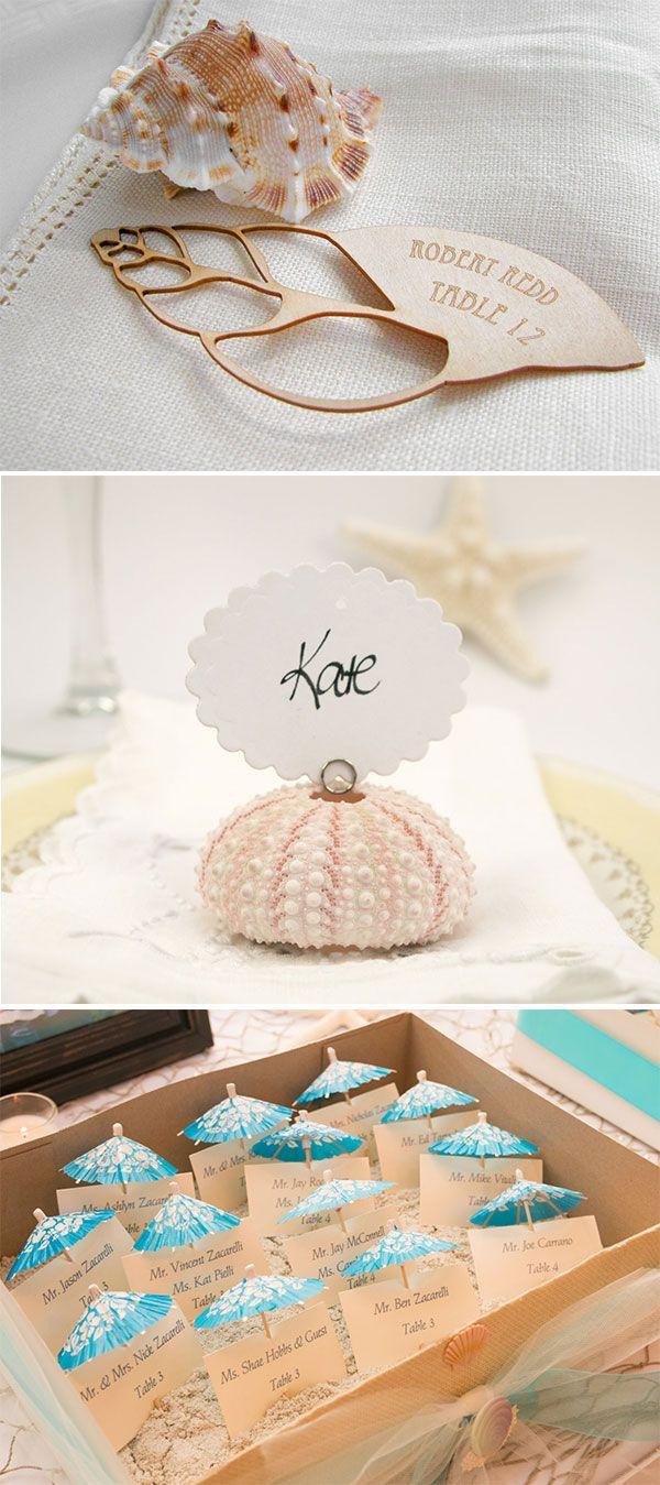 Gorgeous beach wedding ideas that