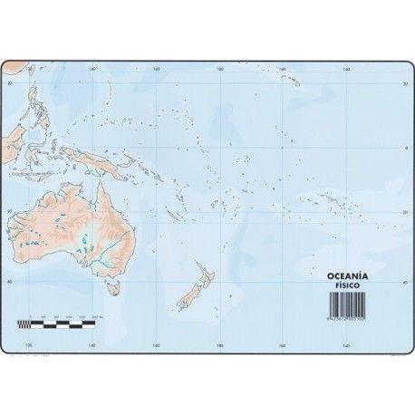 Mapa Oceania Fisico Mudo.Resultado De Imagen De Mapa Oceania Mudo Fisico Idioma