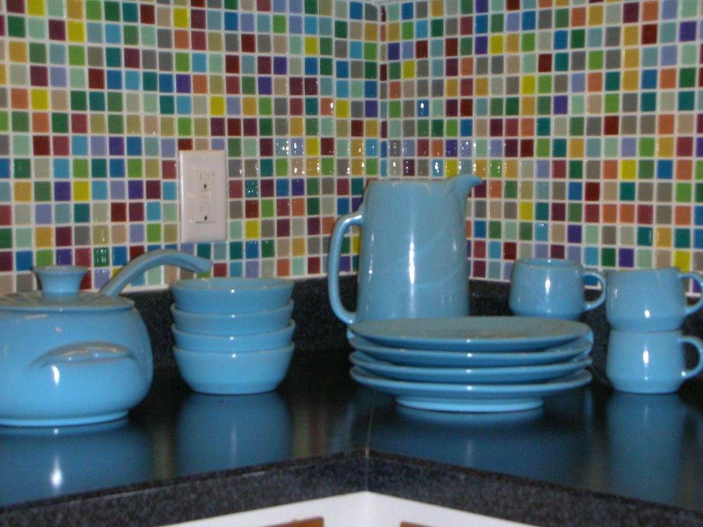17 Best Images About Kitchen Backsplash On - Multi Color Backsplash Tile Coloring Page, Books And Etc
