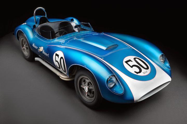Scarab Race Car