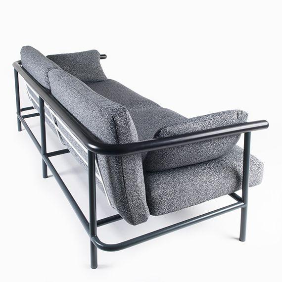 Maison D Edition Francaise De Mobilier Sofa Frame Steel Sofa