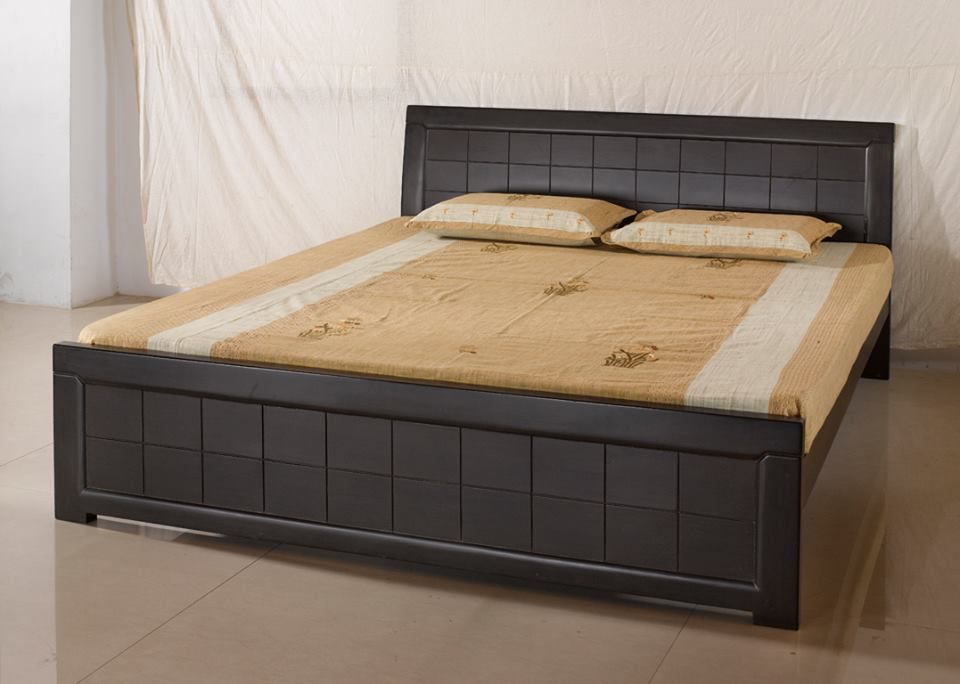 A Stylish And Trendy Bed Design Wood Bed Design Double Bed Designs Wooden Bed Design