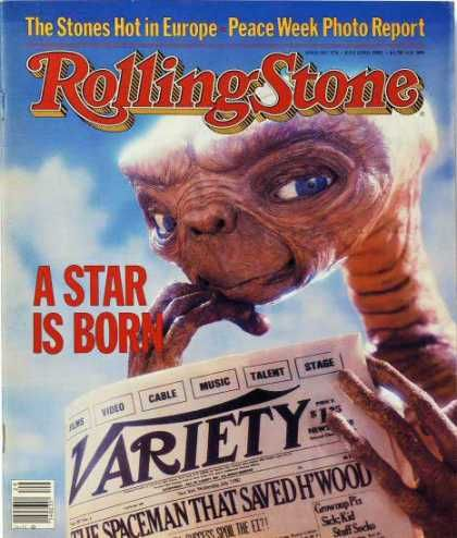 Rolling Stone Covers #350-399