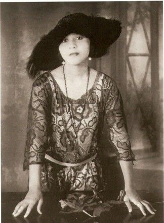 Mildred Parsons by Mason Larkins (circa 1920s)