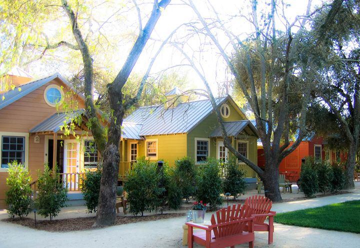 The Cottages Of Napa Valley Love This Place Places Napa Valley Places To Go