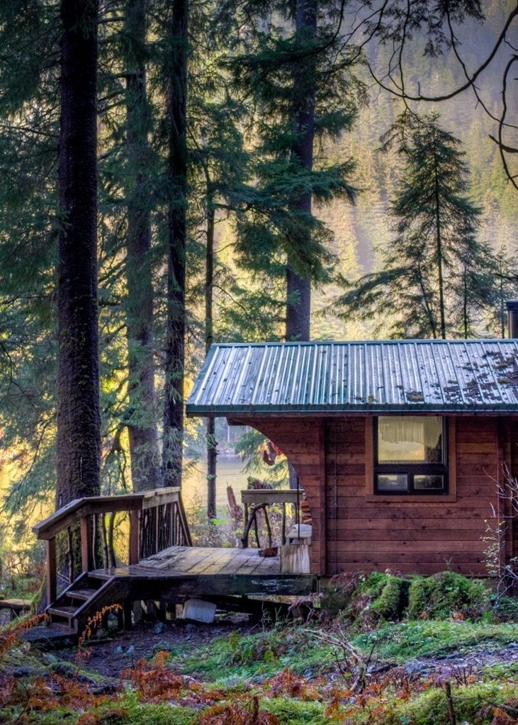 Beautiful and romantic salmon lake cabin sitka alaska available to rent tiny homes tiny - Wooden vacation houses nature style ...