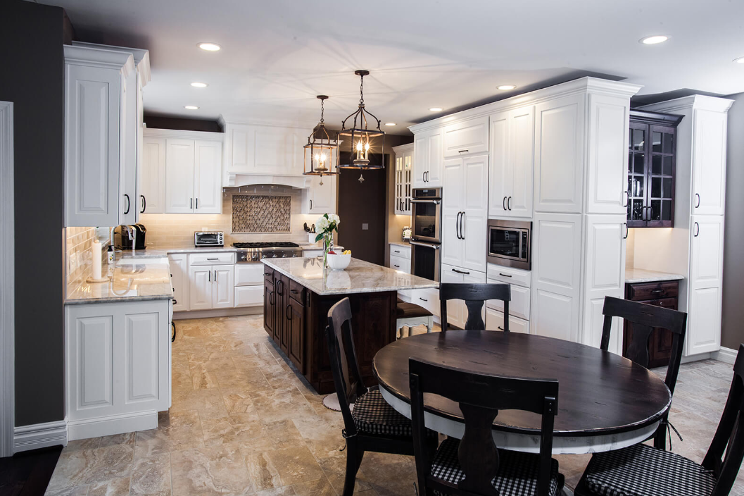 elegant contrast kitchen kitchen bathroom remodel beautiful kitchens kitchen on kitchen organization elegant id=39669