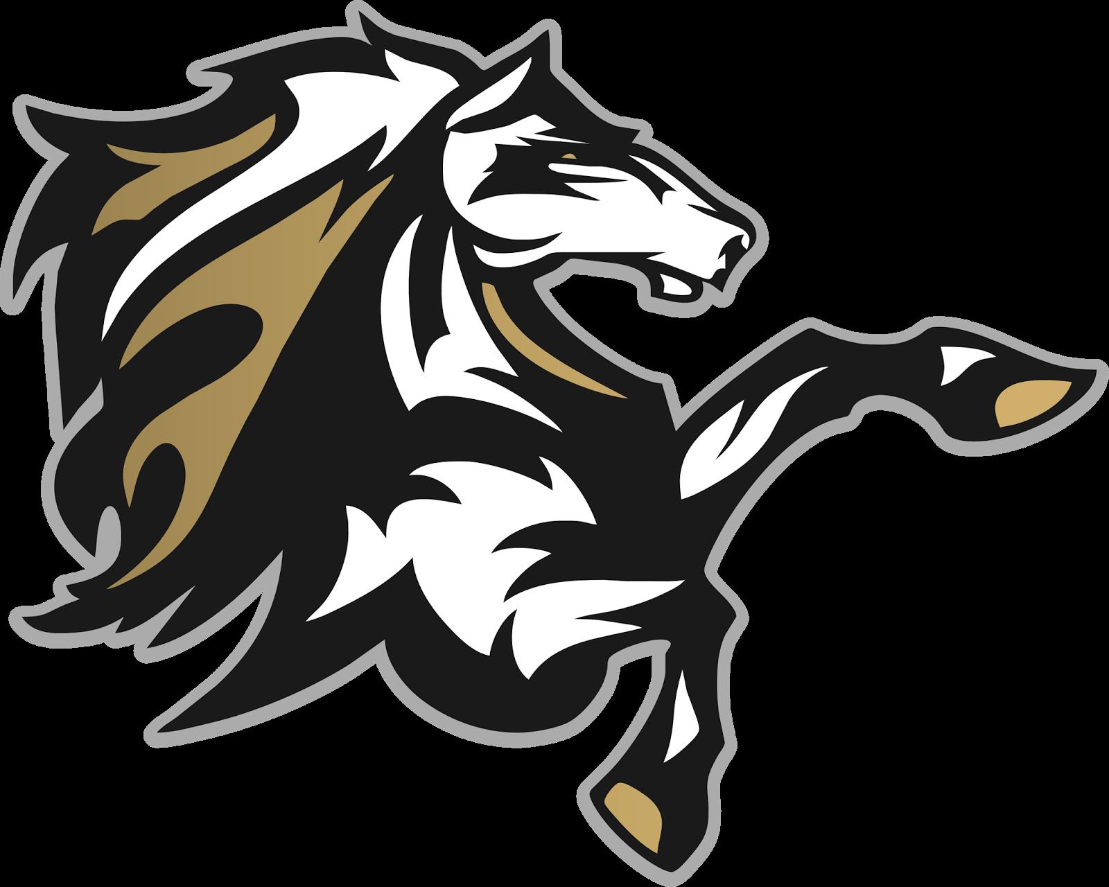 Pin by Chris Basten on StallionsMustangs Logos Mascot