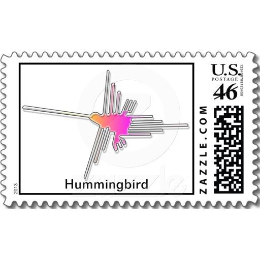 Hummingbird Stamps.