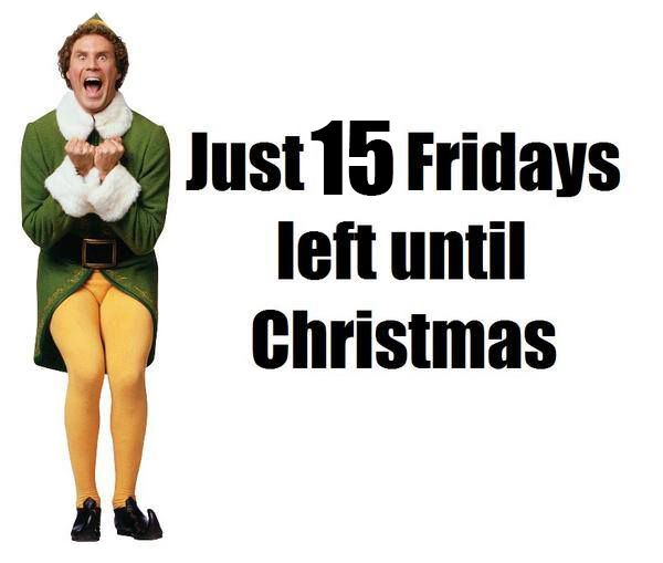 """""""Christmas is almost here."""""""
