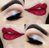 21 Red Lip Makeup Ideas  Rote Lippen Make-up Ideen #rote Lippen #shimmereyes #brownsonpoint #Make-up Anleitung    This image has get 27 repins.    Author: Karin Prokop #Ideen #LIPPEN #Makeup #Rote #lipmakeup