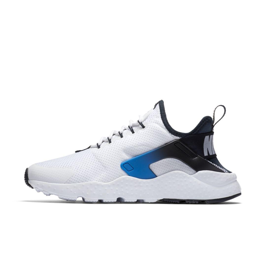 Blue Black or White Plain Nike Sneakers