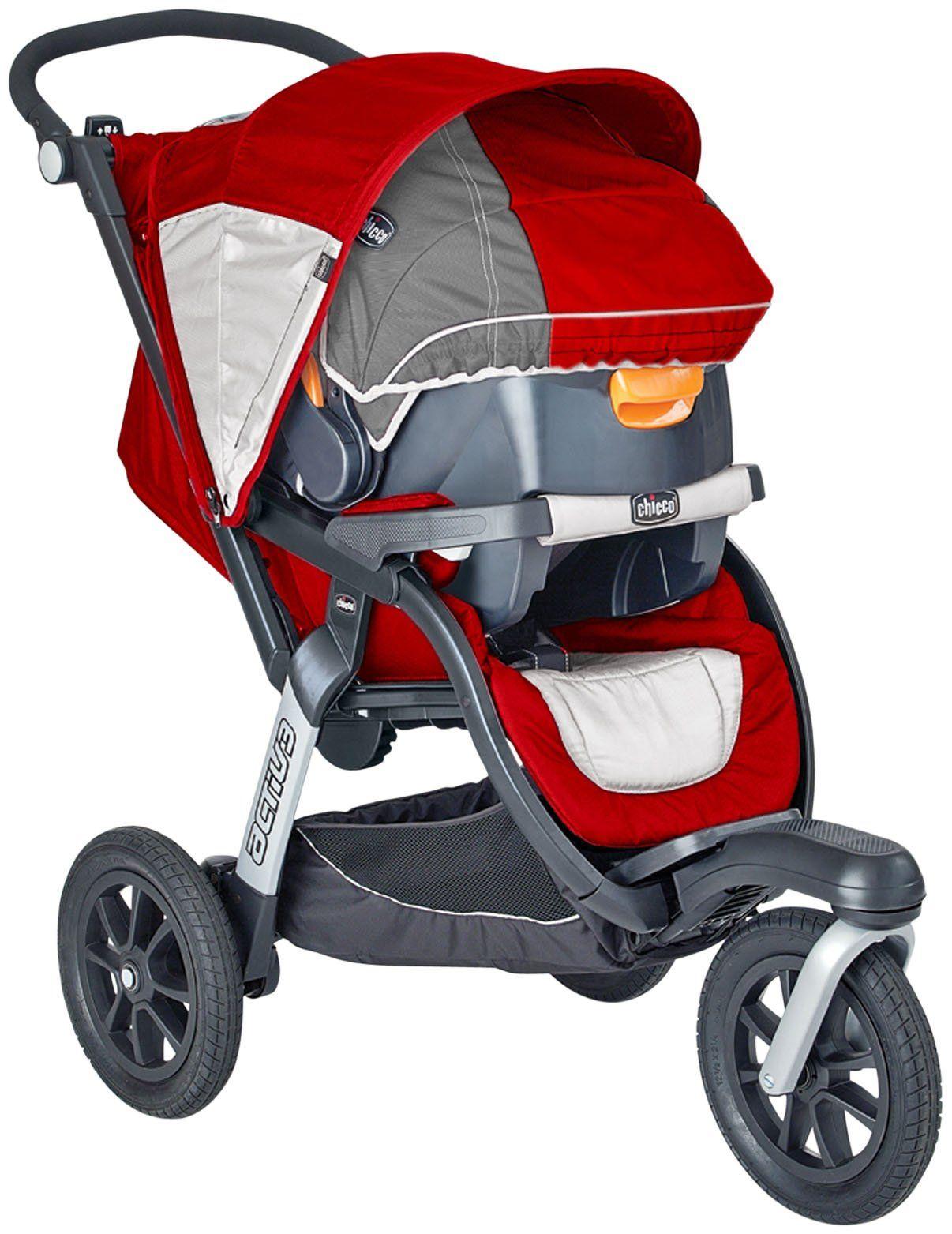 Chicco Activ3 Jogger Stroller Snapdragon Baby Strollers
