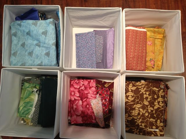 Quilters...Enjoy Color!: Organizing With Warm & Cool Colors