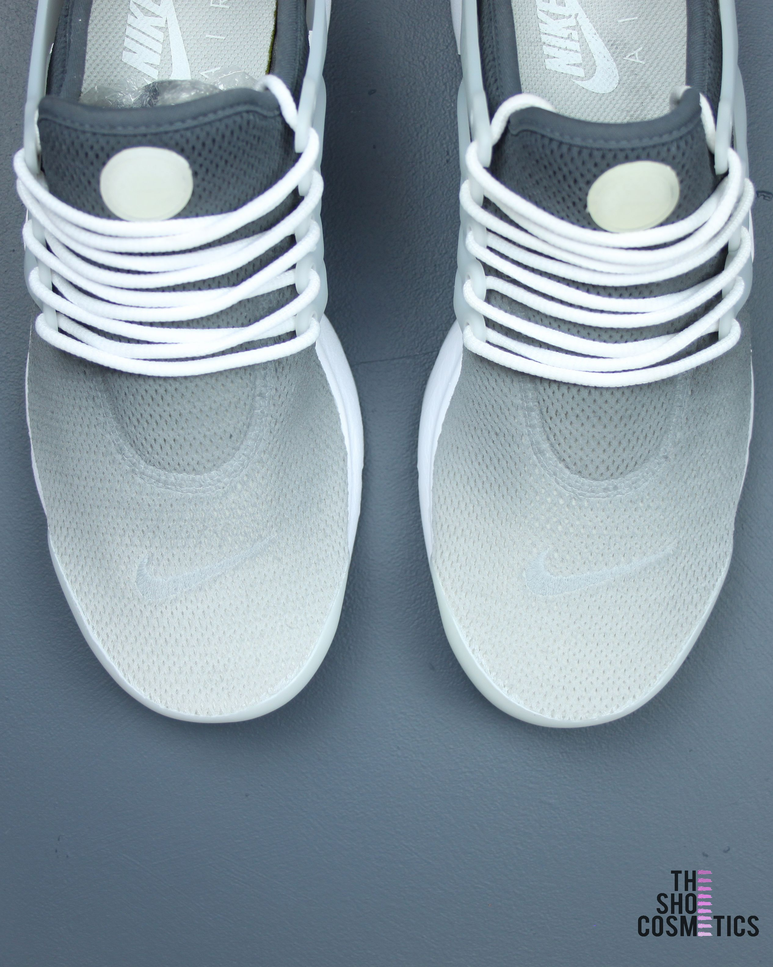 timeless design cf3fb b7b8b Explore our ombre custom Nike air presto s. If your are looking for Grey  Nike trainers or womens nike presto s, these are perfect for you.