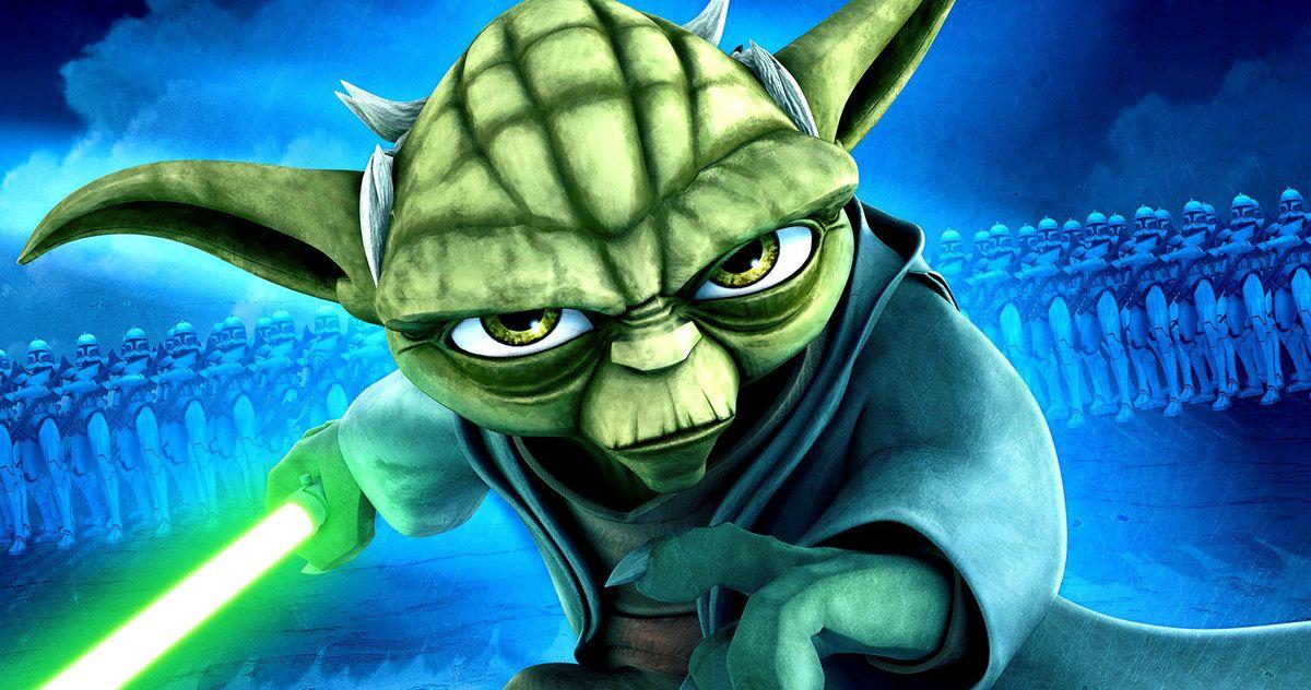 Star Wars Rebels Clip Frank Oz Returns As Yoda Star Wars Rebels Star Wars Yoda Star Wars