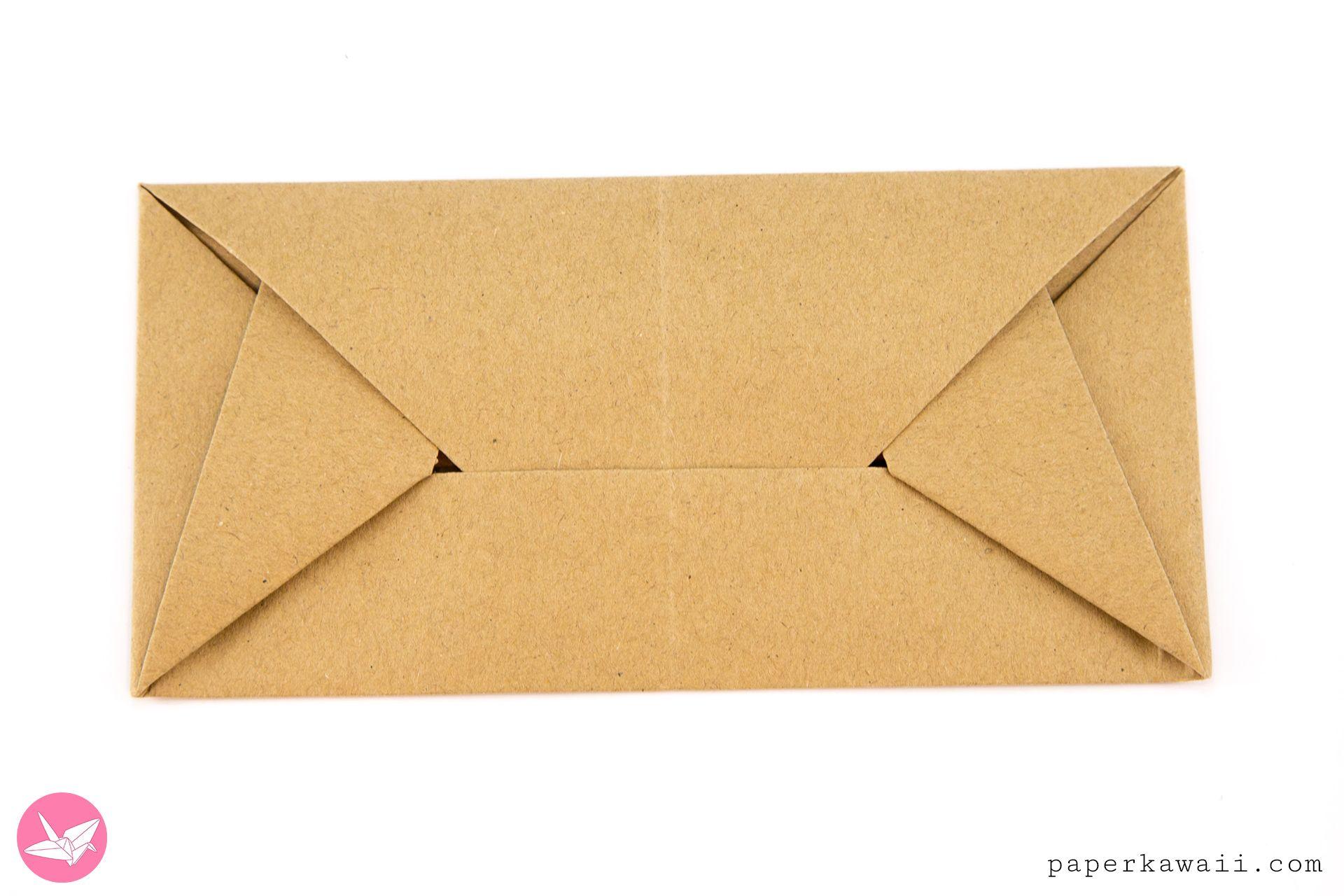 Easy Origami Envelope Letterfold By Simon Andersen Macbeth