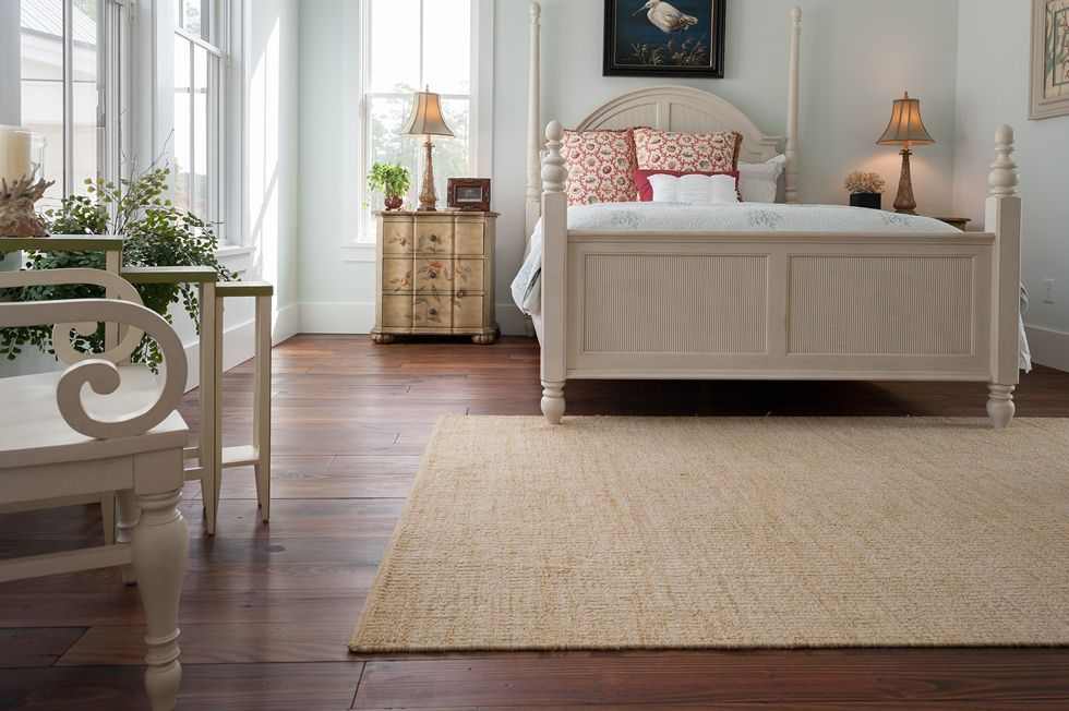 """Prefinished """"Old Atlanta"""" Reclaimed HeartPine makes for a"""