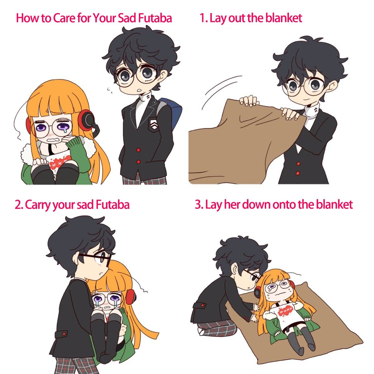 Pin by bird jezzus on funny gaming Persona 5 anime