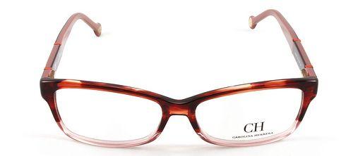 Linda armação Carolina Herrera, modelo 556! Super clássico, este óculos  possui tons neutros c4c91b5ad0