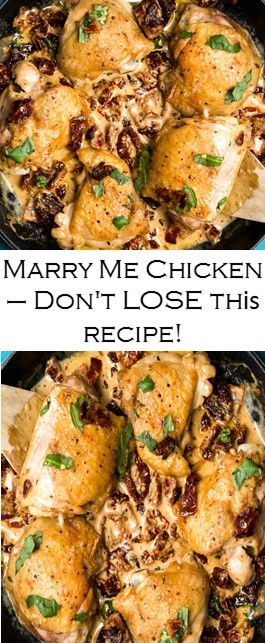 Marry Me Chicken – Don't LOSE thіѕ recipe! #cake #yummy #recipe