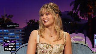 James welcomes his guests, fresh off a game of Cell Phone Profile, and congratulates Melissa Benoist on her recent wedding, and Melissa looks forward to their first Thanksgiving as a married couple, which includes something called a Heritage Turkey. And Mike Birbiglia recalls his...    #TheLateLateShow #LateLateShow #JamesCorden #Corden #latenight #latenightshow #comedy #comedian #celebrity #celeb #celebrities #CBS #joke #jokes #funny #funnyvideos #funnyvideo #humor #hollywood #famous
