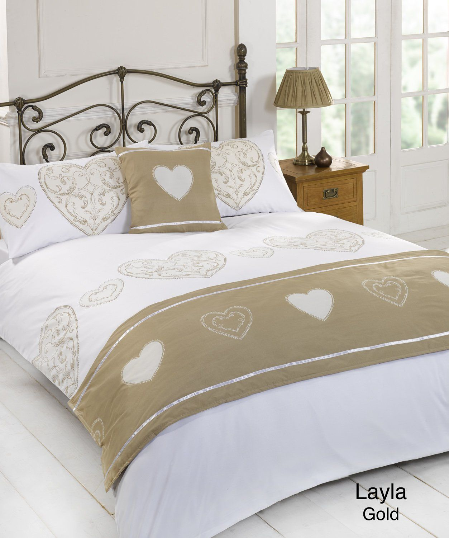 layla duvet quilt bedding bed in a bag cushion cover runner rh pinterest com
