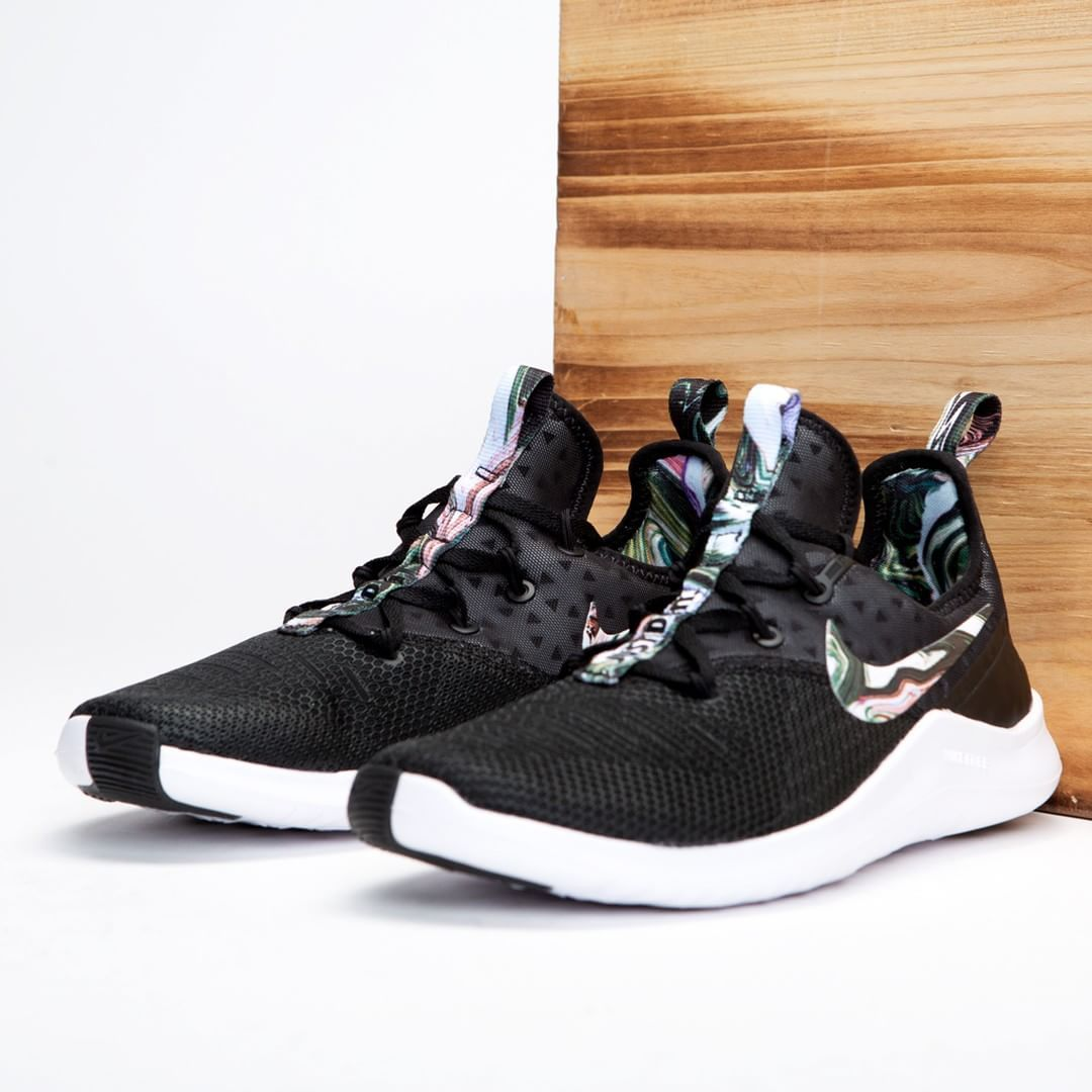 """Stay light on your your feet! Nike Free TR 8 """"Print"""" now"""