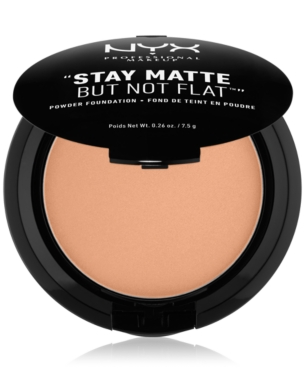 Nyx Stay Matte But Not Flat Powder Foundation Shade Finder Nyx Professional Makeup Stay Matte But Not Flat Powder Foundation Reviews Foundation Beauty Macy S Powder Foundation Professional Makeup Nyx