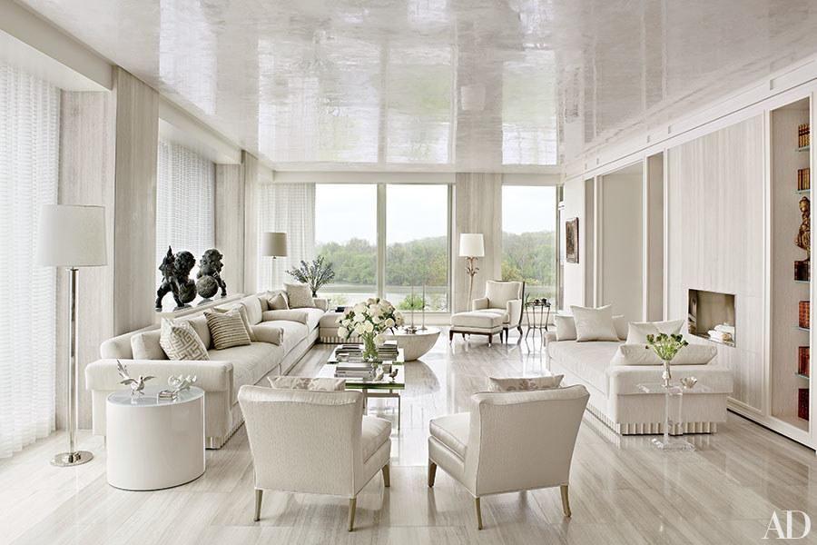 14 Amazing Living Room Makeovers 14 Amazing