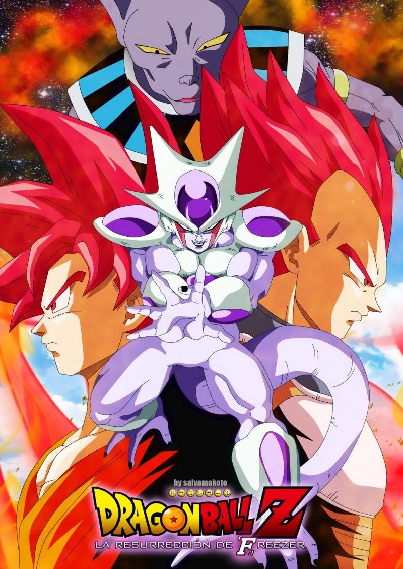 Dragon Ball Z La resurrezione di F streaming ita in hd