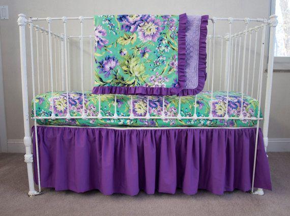 Fl Emerald Teal Perless Purple