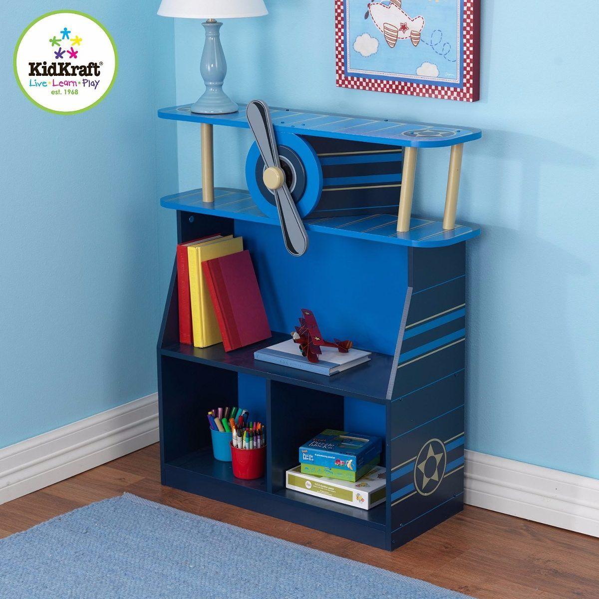 librero infantil para nios estantes para guardar kidkraft  en
