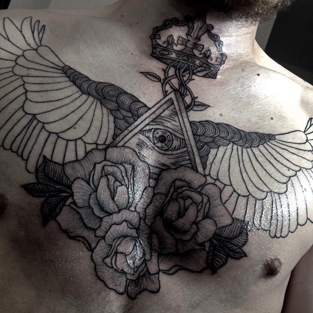 Pin by Greg Opponere on Blackwork (With images
