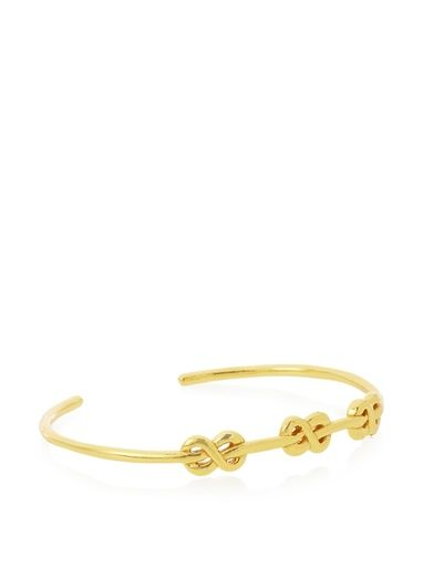 www.myhabit.com  gorjana Infinity Knot Cuff at MYHABIT