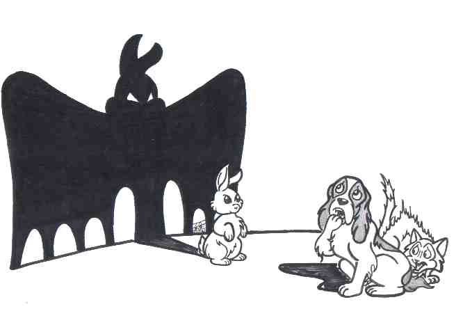 Bunnicula Coloring Pages