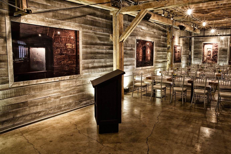 The Boiler House Loft Distillery Events Toronto Wedding Venue 80 100 Seated