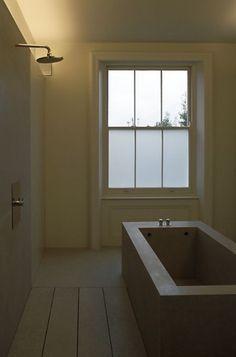 curtainless windows - google search | bathroom windows