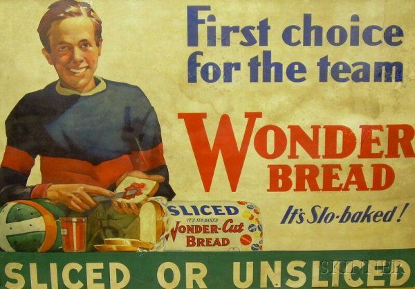 advertisements in 1950 | ENG103.05 Rhetoric and Writing : Wonder Bread 1950's ads