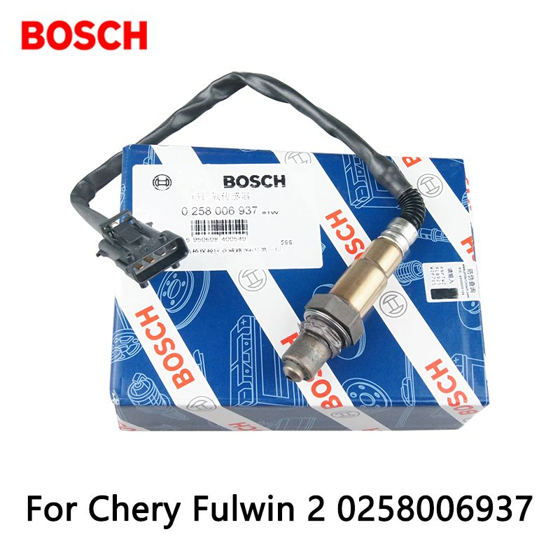 1pcs Lot Bosch Exhaust Gas Oxygen Sensor For Chery Fulwin 2 1 6l 0258006937 Exhaust Gas Oxygen Bosch