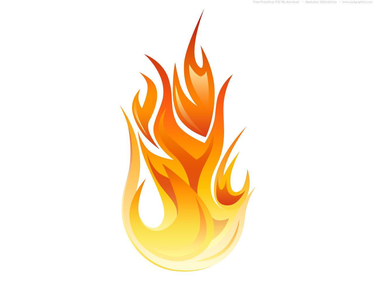 Psd Flame Icon Psdgraphics Flame Tattoos Fire Icons Flame Art