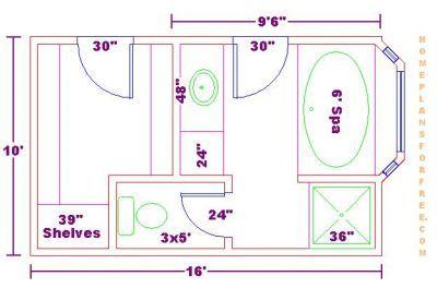 Pin By April Taylor On For Da Crib Yo Bathroom Floor Plans