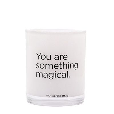 Something Magical - LRG Candle from DAMSELFLY