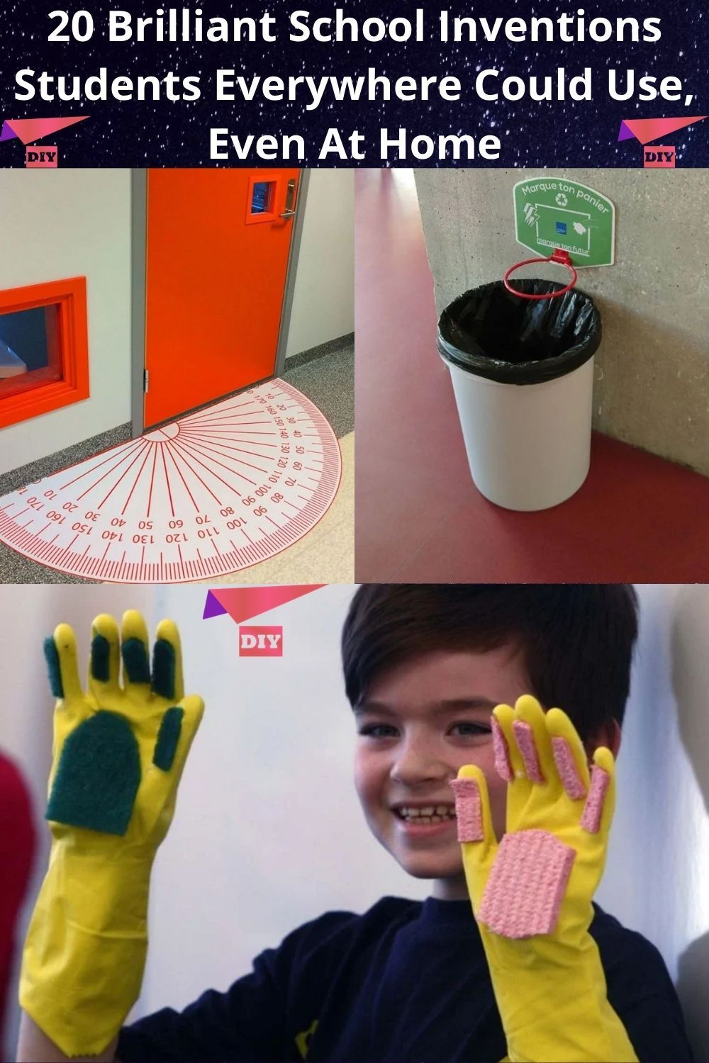 20 Brilliant school inventions students everywhere could